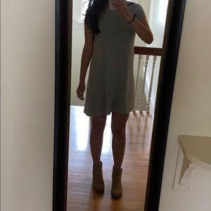 Grey Gap T shirt dress